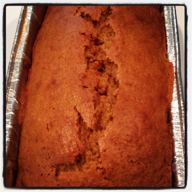 Pumpkin Bread can be enjoyed all year long!