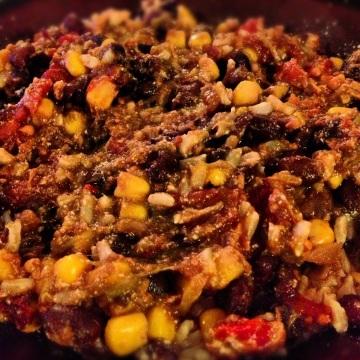 Veggie Gumbo from Crock Pot Girl