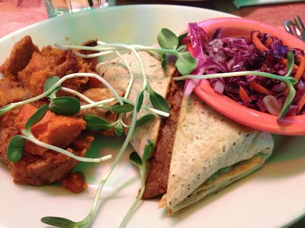 Veggie Sloppy Joe at R. Thomas