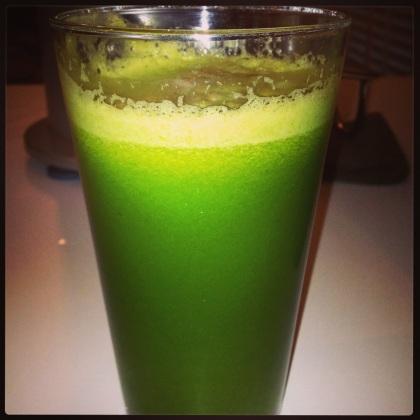 Zucch Juice