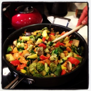 Vegetable Medley