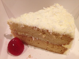 Coconut Cake - The. Best. Cake. Ever.
