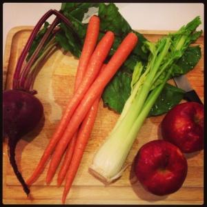 Veggies for a Healthy Vegan Challenge