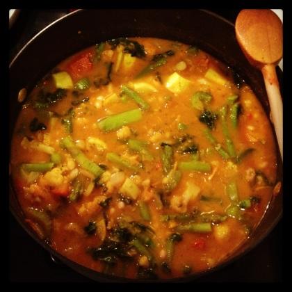 Summer Carrot Medley Stew