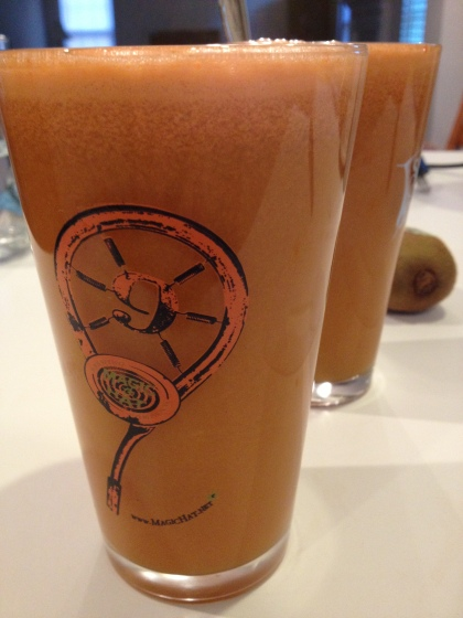 Georgia Peach Juice