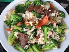 Teriyaki Broccoli
