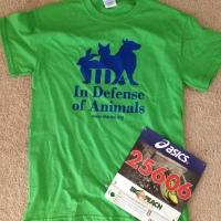 Run In Defense of Animals