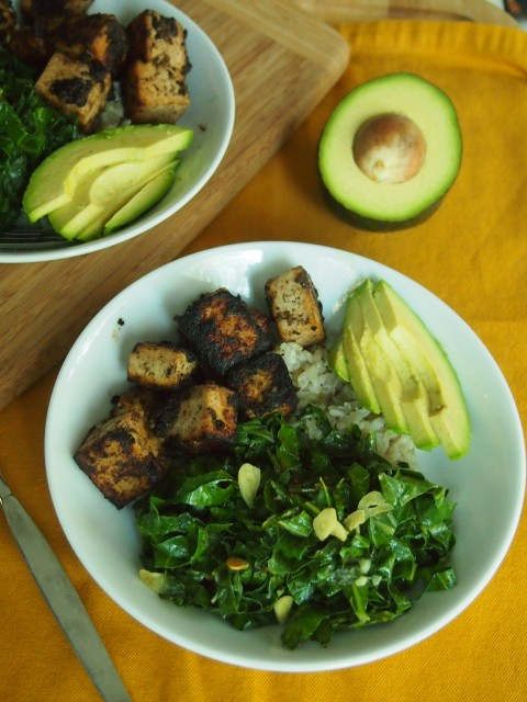 An Avocado a Day Meatless Monday dish