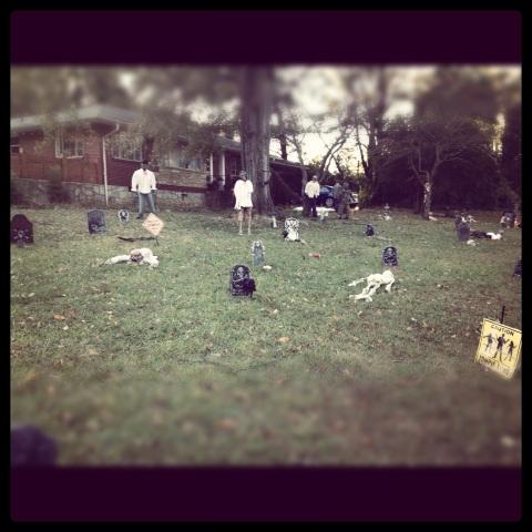 Halloween Run 2013
