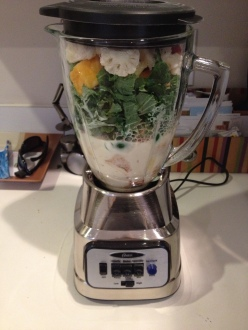 Meatless Monday New Smoothie Recipe