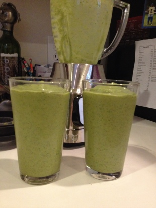 Avocado Power Smoothie