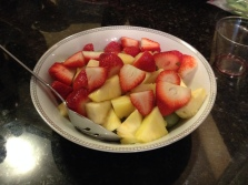 Beautiful Fruit Salad