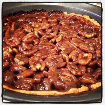 PPK's Pecan Pie