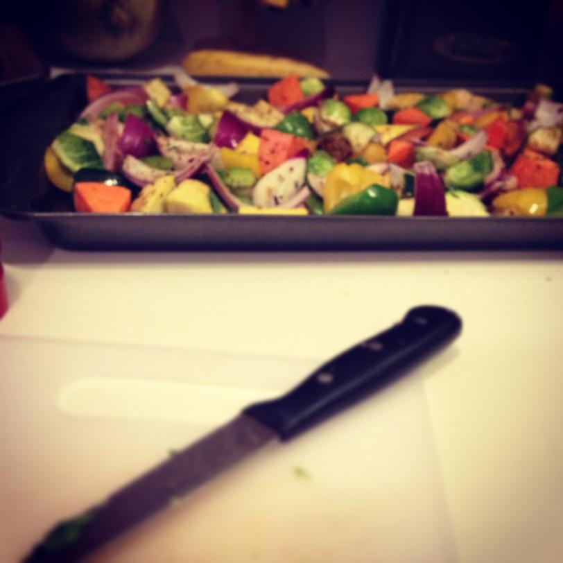 roasted veggies 1