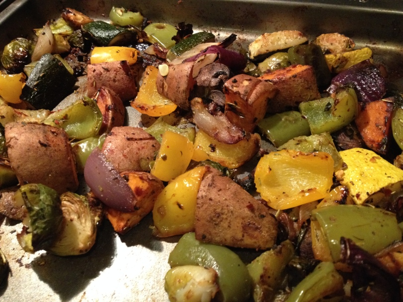 roasted veggies 2
