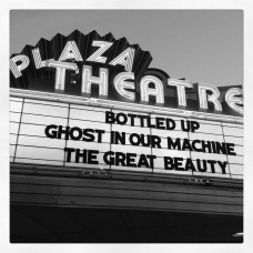 Ghosts at the Plaza Theatre