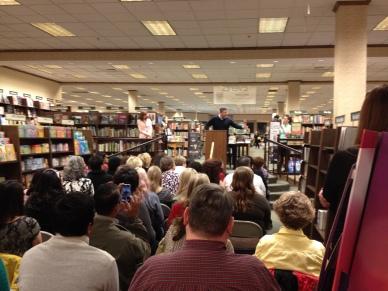 Joe Cross & audience