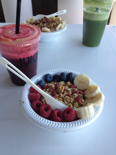 Acai Bowl from Juicd Life