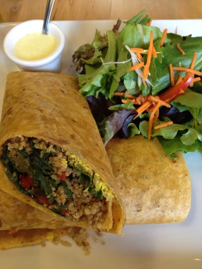 Tuscan Wrap at Sage Kitchen