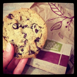 Vegan Cookie at Whole Foods
