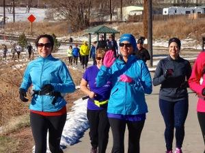 BRC Women's Fit Group First Run