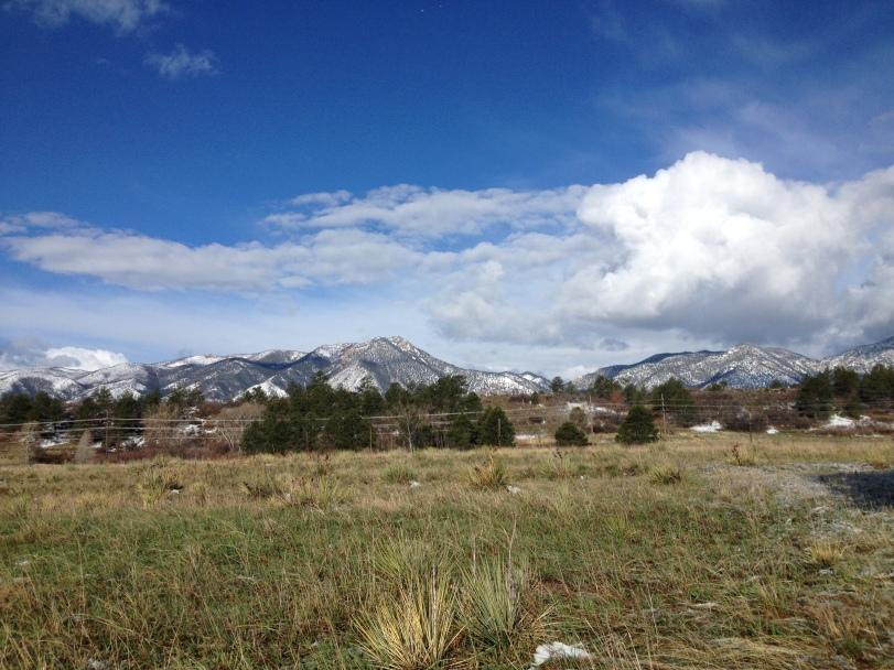 Santa Fe Trail Run 4.18.15