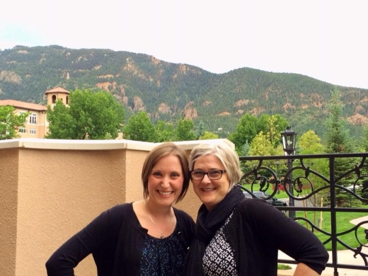 Me and JL in Colorado Springs