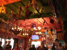 More Awesome Decor at Olamendi's Mexican Restaurant in Dana Point