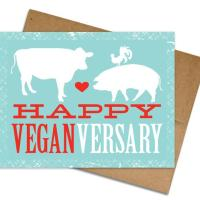 Celebrating my 5-Year Veganversary