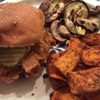Meatless Monday: BBQ Jackfruit Sandwich